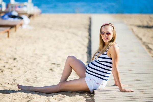Во втором триместре беременности ты можешь отправиться на отдых