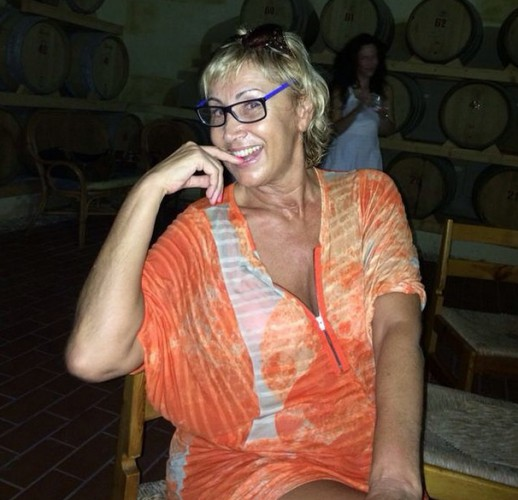 Лариса Копенкина зажигает без мужа