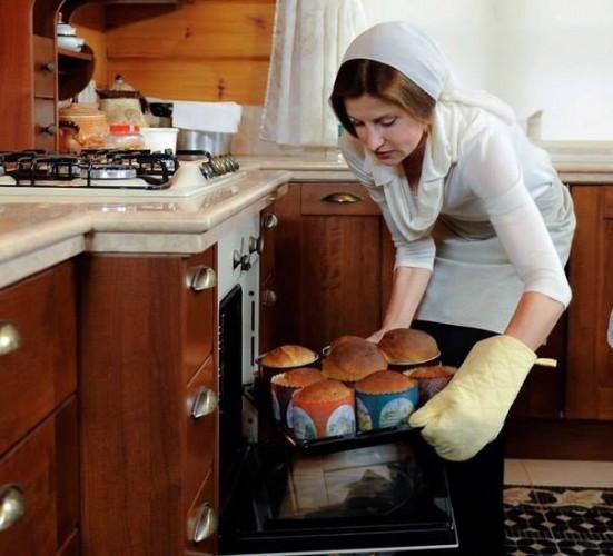 Марина Порошенко поделилась секретом вкусных куличей