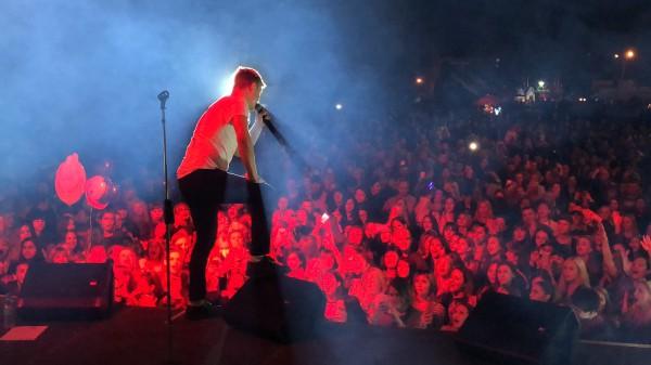 Концерт OLEYNIK в Сумах фото