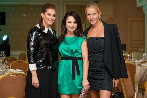 Лилия Подкопаева, Катя Осадчая и Ирина Бережная