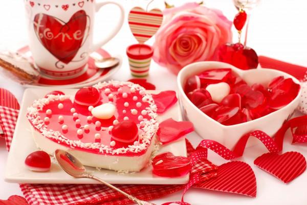 Меню на день святого валентина топ 10