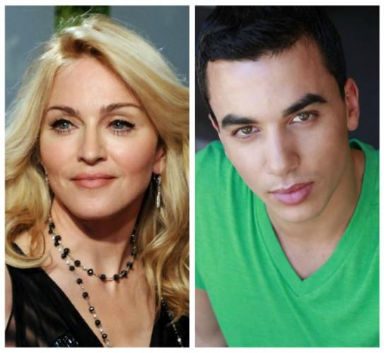 Мадонна и ее любовник Тимор Стеффенс