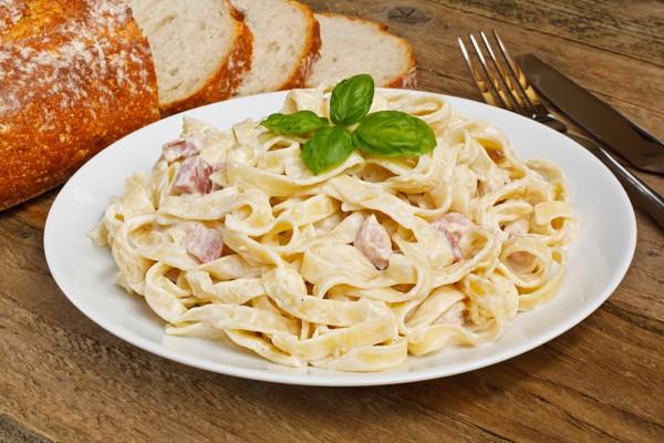 сливочный соус к итальянским макаронам рецепты