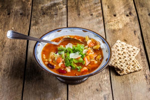Суп Минестроне: рецепт с фото