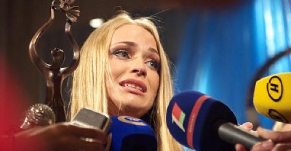 Алена Ланская написала в Сети о своих чувствах
