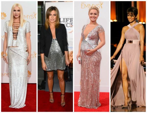 Яркие образы звездных модниц