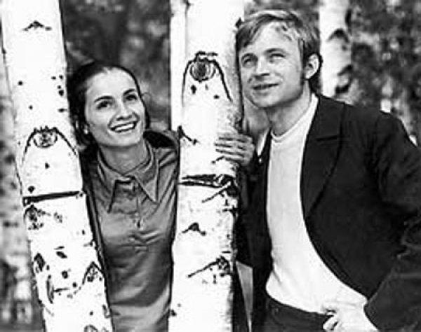 София Ротару со своим супругом, которому она до сих пор хранит верность