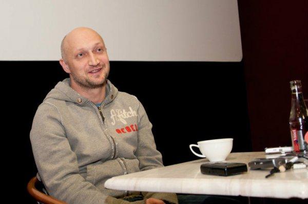 Виталий Кличко вдохновил Гошу Куценко на то, чтобы заняться своим здоровьем и физической формой