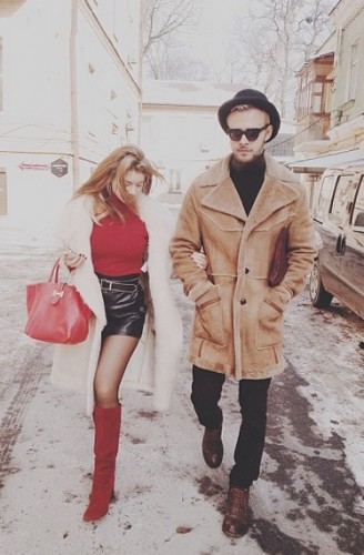 Романтичное фото Миши Романовой и Макса Барских показал Алан Бадоев