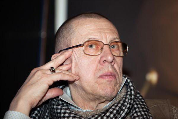 Валерий Золотухин попал в больницу