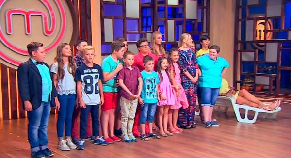 МастерШеф 6 сезон 11 выпуск: участников судили дети