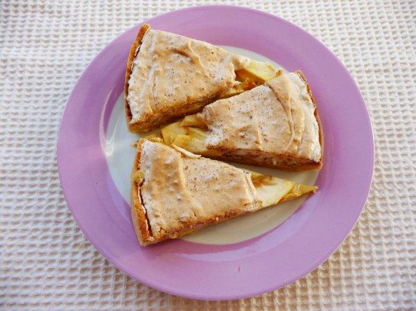 Яблочный пирог мастер класс подробно #9