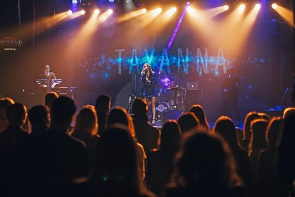 ФОто с концерта TAYANNA