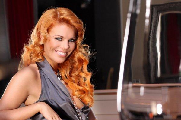 Певица Анастасия Стоцкая активно использует оливковое масло в уходе за волосами