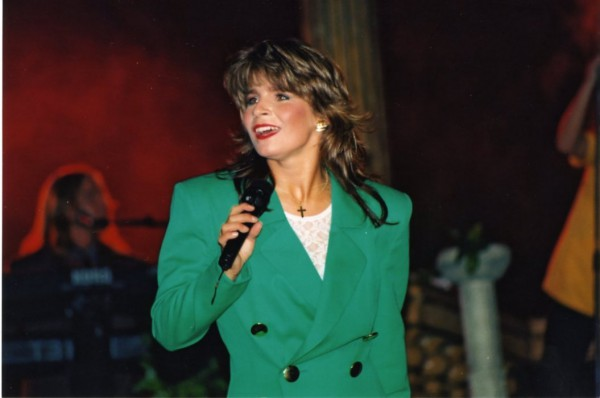 Карола, победительница конкурса Евровидение в 1991 году