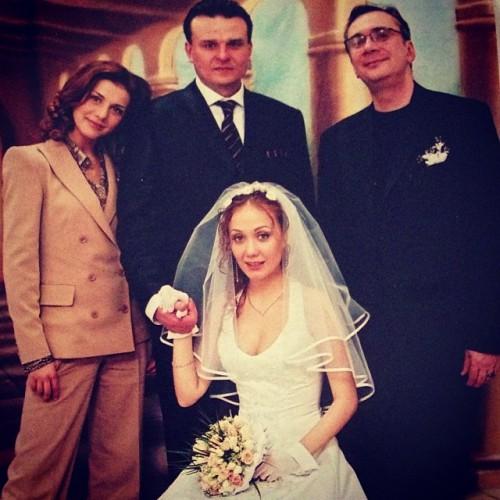 Свадьба Евгении Власовой