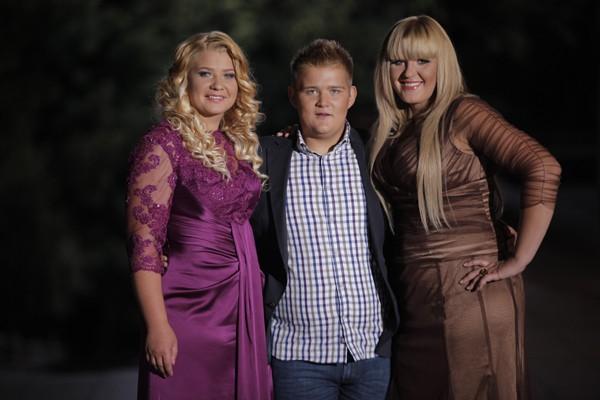Марина и Наталья Вдовенко, Сергей Сапон младший