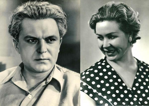 Сергей Бондарчук, Инна Макарова