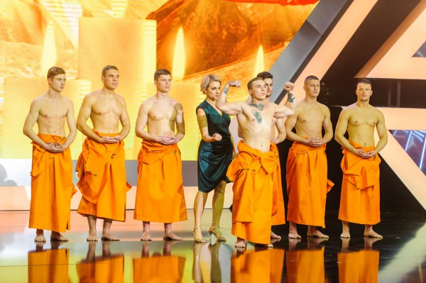 Ирина Егорова на шоу