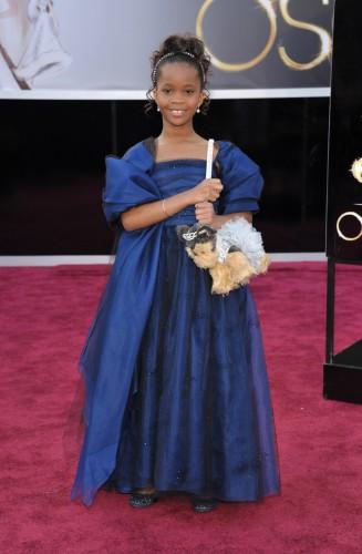 Кувенжане Уоллис – самая молодая номинантка на Оскар за всю историю церемонии