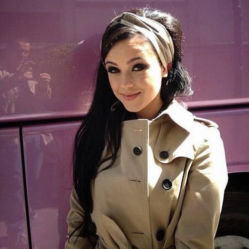 Украинская певица Мария Яремчук
