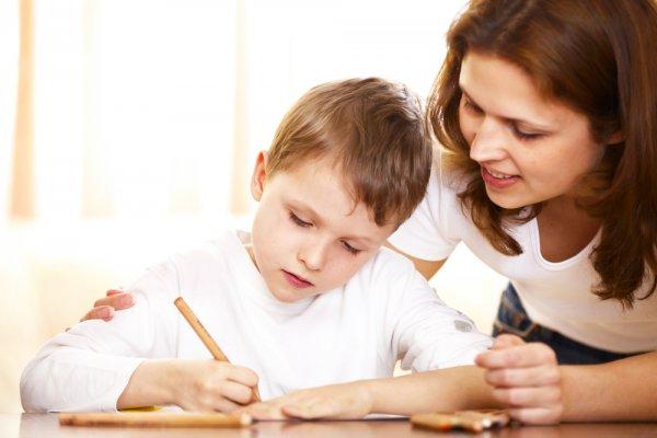 Если у твоего ребенка проблемы с письмом или почерком, ежедневные занятия помогут преодолеть это