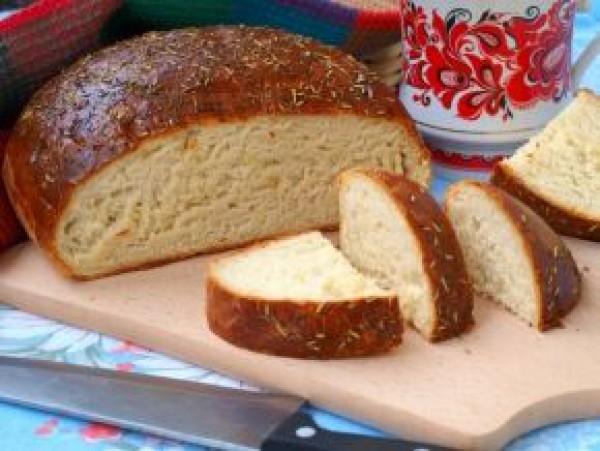 Постный картофельный хлеб: актуальный рецепт
