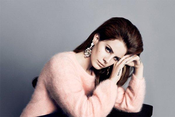 Лана Дель Рей в новой рекламной кампании бренда H&M
