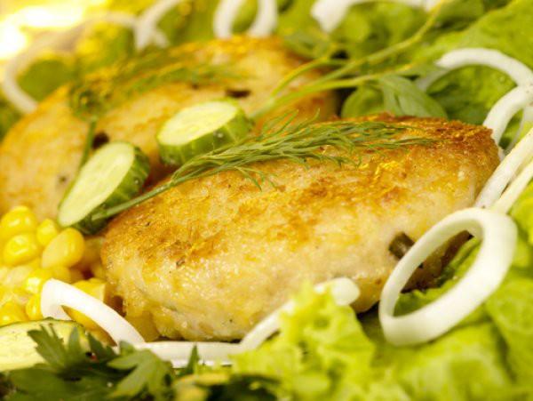 рецепты котлеты картофельные с рисом