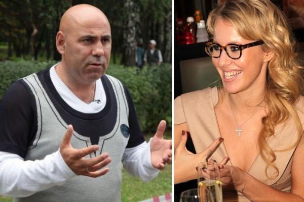 Ксения Собчак и Иосиф Пригожин продолжают скандал