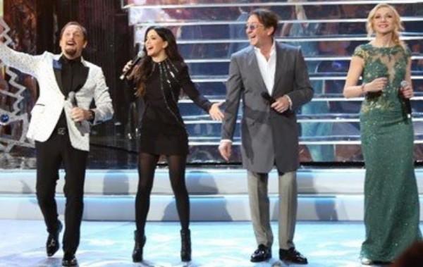 Ани Лорак спела с российскими звездами на одной сцене в Сочи