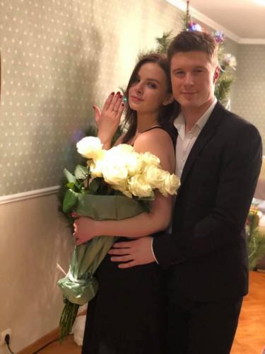 Карина из сериалити Киев днем и ночью выходит замуж