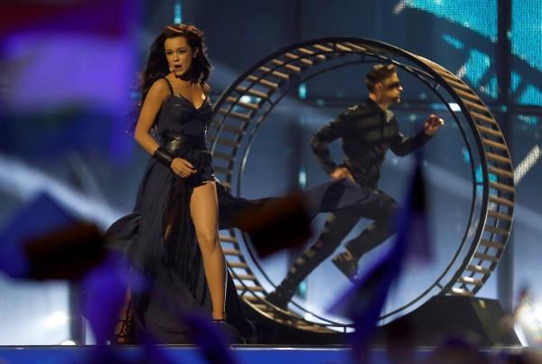 Мария Яремчук выступила в первом полуфинале Евровидения 2014