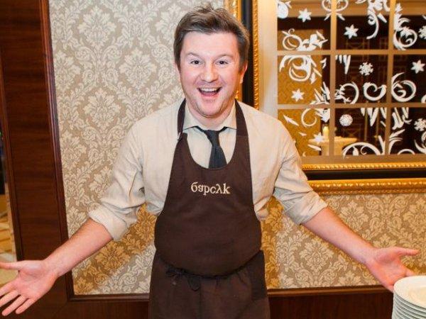 Ресторатор Дмитрий Борисов