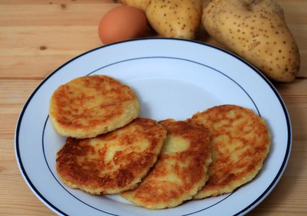 Как готовить зразы картофельные