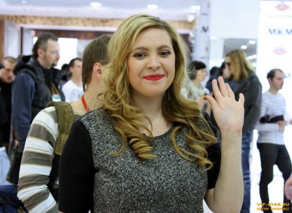 Светлана Курицына любит бывать на публике