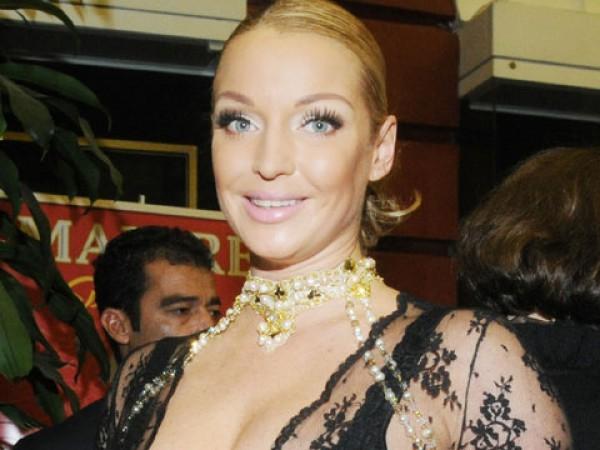 Анастасия Волочкова отказалась от диет