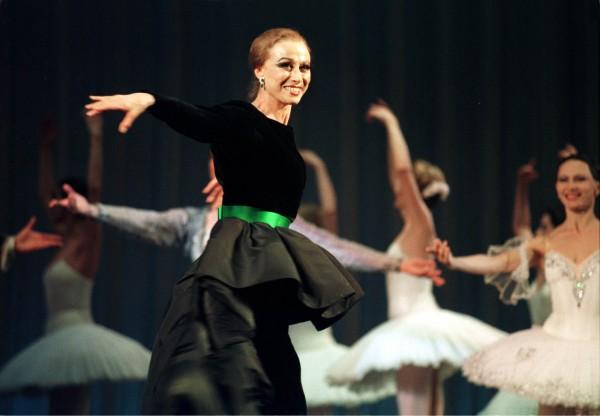 Знаменитая балерина Майя Плисецкая утверждает:
