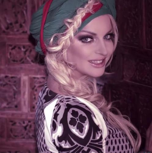 Российская балерина Анастасия Волочкова