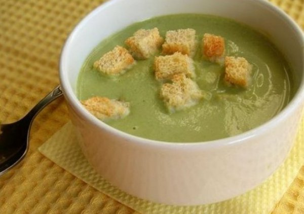 Рецепты крем супа с лесными грибами