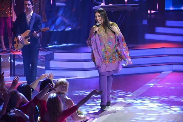 Таисия Повалий перевоплотилась в Софию Ротару на российском шоу Точь в Точь