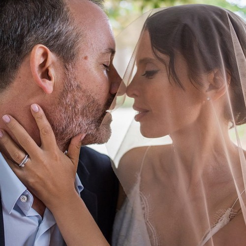 Ирена Карпа вышла замуж за потомка Виктора Гюго