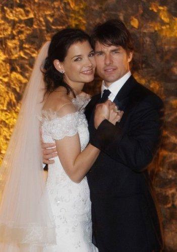 Том Круз и Кэти Холмс развелись за полгода до того, как объявили об официальном разводе