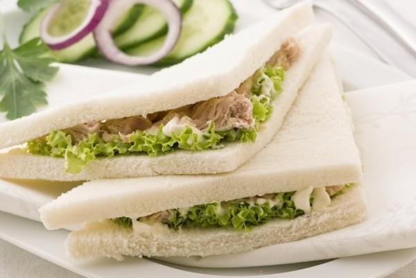 Пасхальные бутерброды
