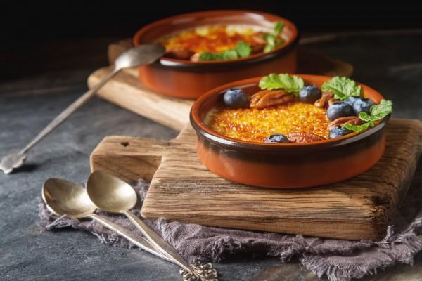 Крем-брюле: пошаговый рецепт