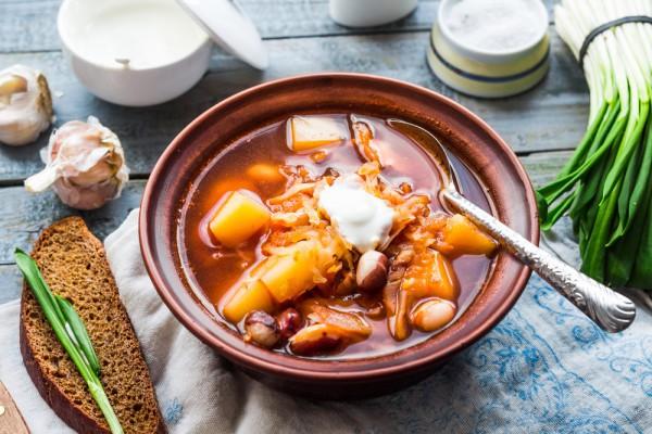 Осенний суп