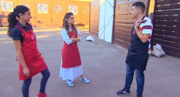МастерШеф 6 сезон 23 выпуск: Саша начал обвинять Катю и Асмик