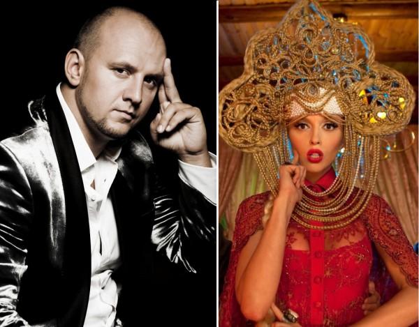 Потап и Оля Полякова могут стать победителями номинации VIVA! Самые красивые 2012