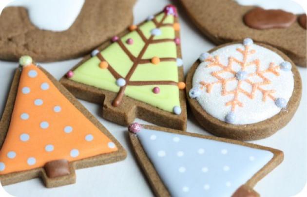 Новогодние печенья рецепт своими руками